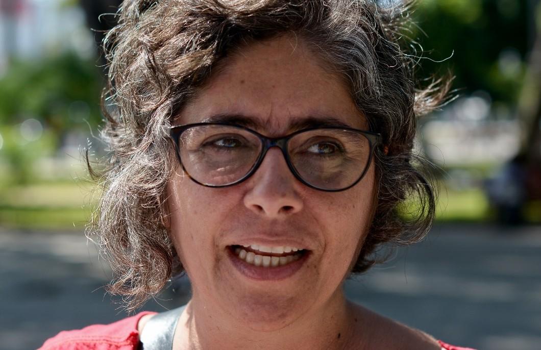 Socióloga Andrea Butto