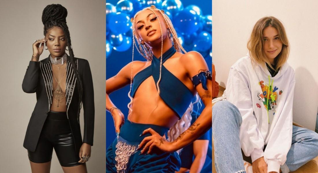 Artistas participarão do MTV MIAW 2020