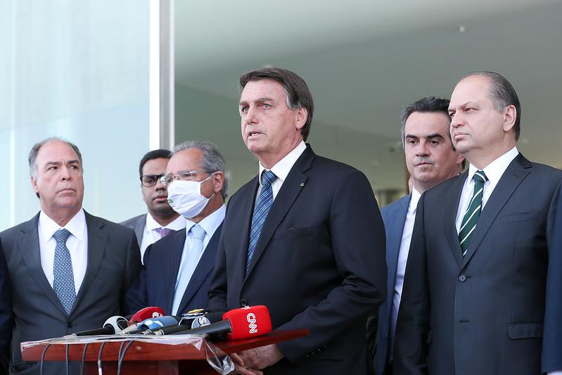 Bolsonaro diz que enviará reforma administrativa na quinta-feira ao  Congresso - Folha PE