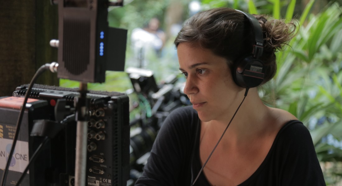 Alice Furtado, diretora de cinema