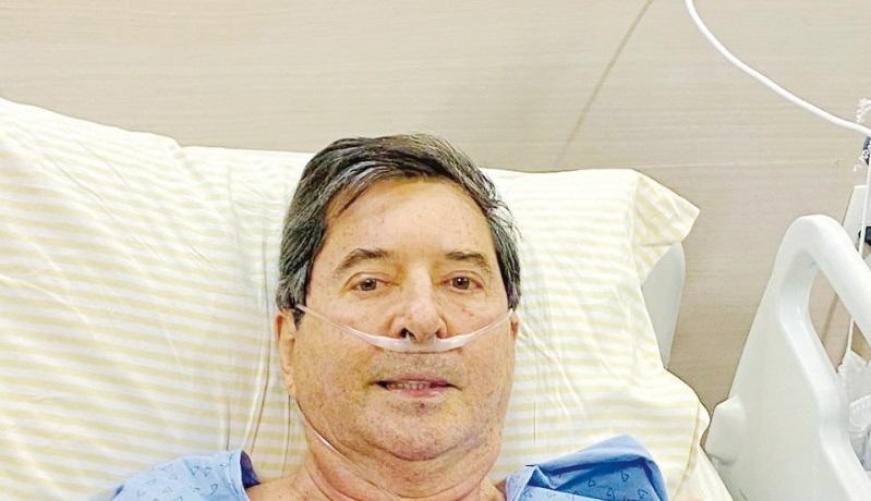 Morre Maguito Vilela, prefeito licenciado de Goiânia (GO), vítima da  Covid-19 - Folha PE