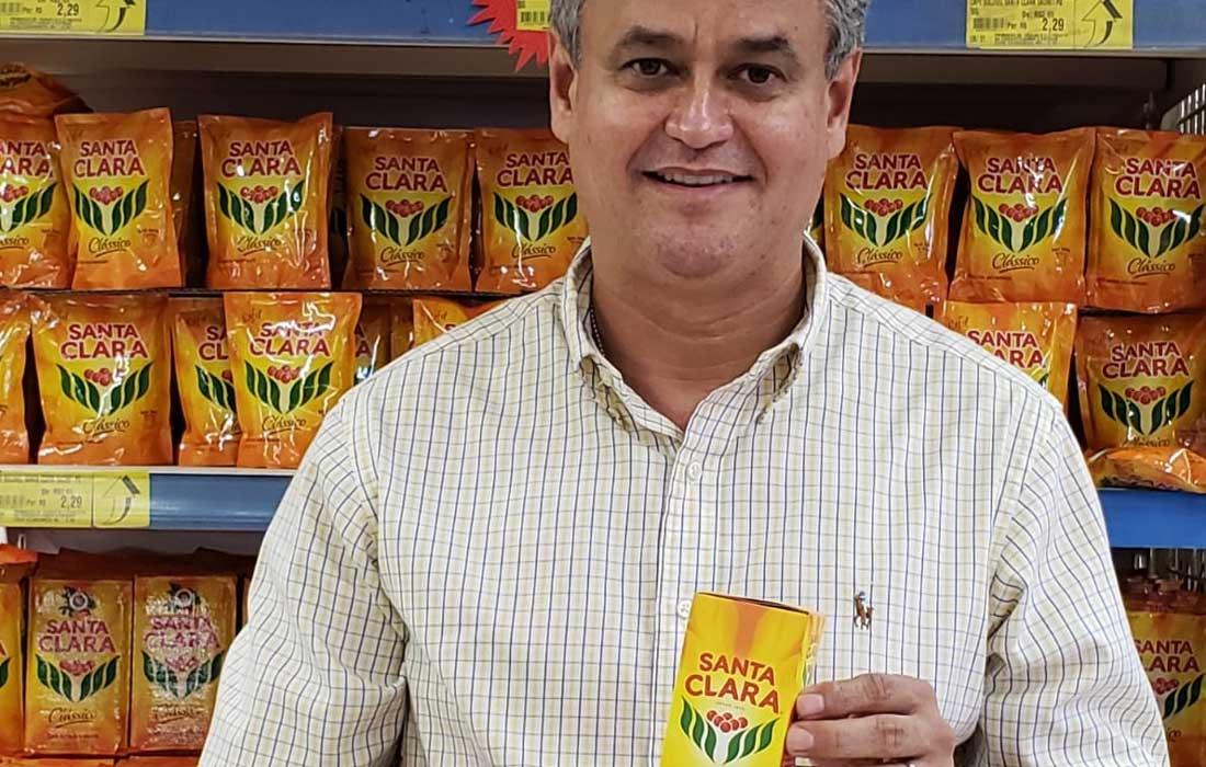 Niwton Henrique revela que o café Santa Clara prepara uma plataforma, a casa do coffee lover, para os apreciadores da bebida