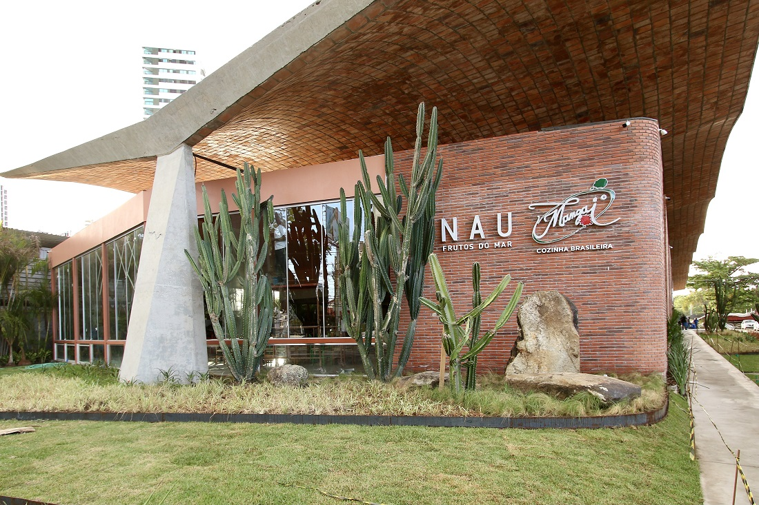 Restaurantes Mangai e Nau abrem em Boa Viagem