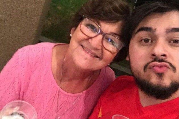 Morre a mãe do sertanejo Cristiano, da dupla com Zé Neto - Folha PE