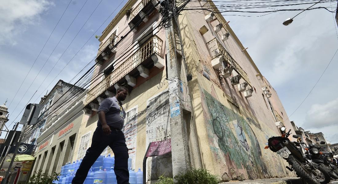 Casa onde Clarice Lispector viveu no Recife