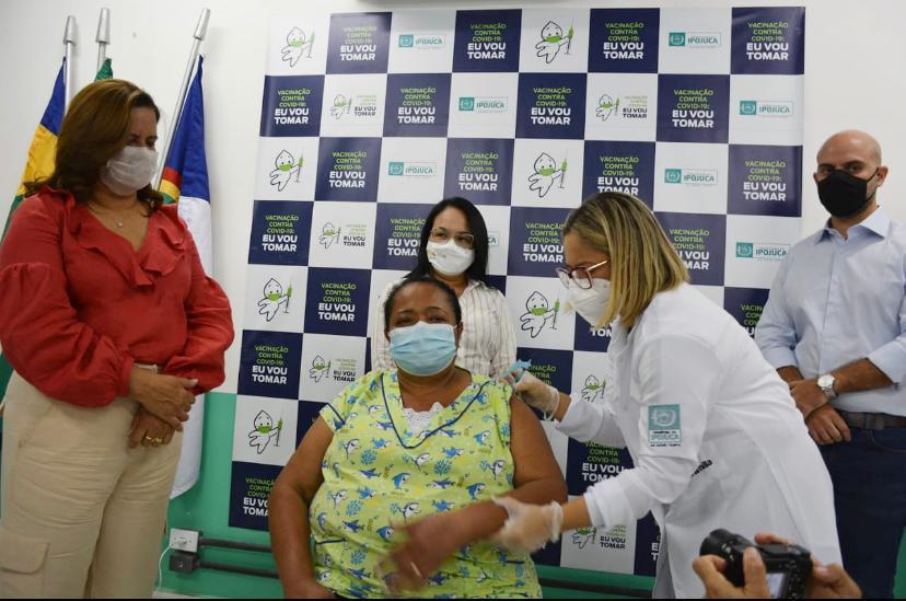 Vacinação em Ipojuca