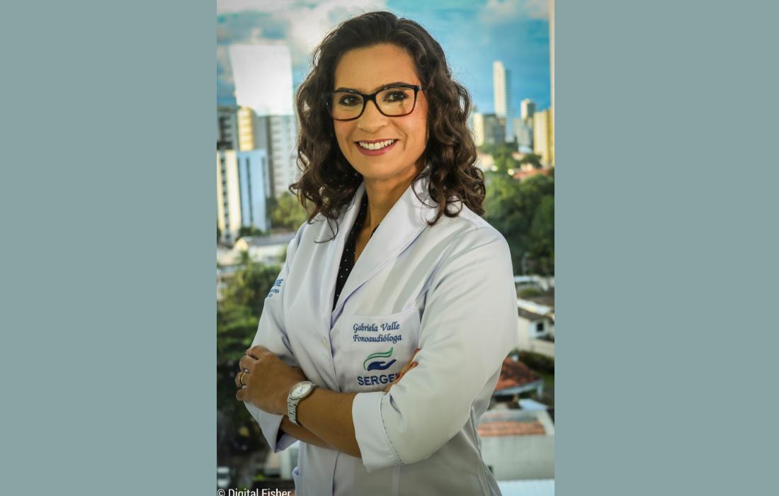 Fonoaudióloga Gabriela Valle