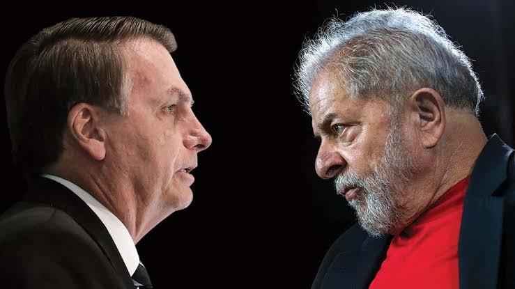Lula lidera corrida eleitoral de 2022 e marca 55% contra 32% de Bolsonaro no 2º turno, diz Datafolha - Folha PE