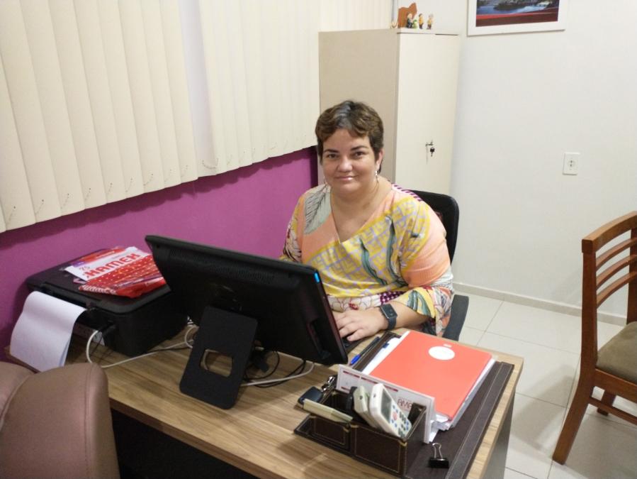 Mariana Capiberibe tem bipolaridade e trabalha em associação de pessoas com transtornos mentais