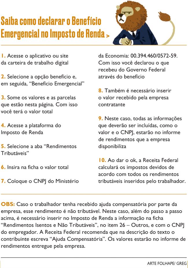 Info Imposto de Renda