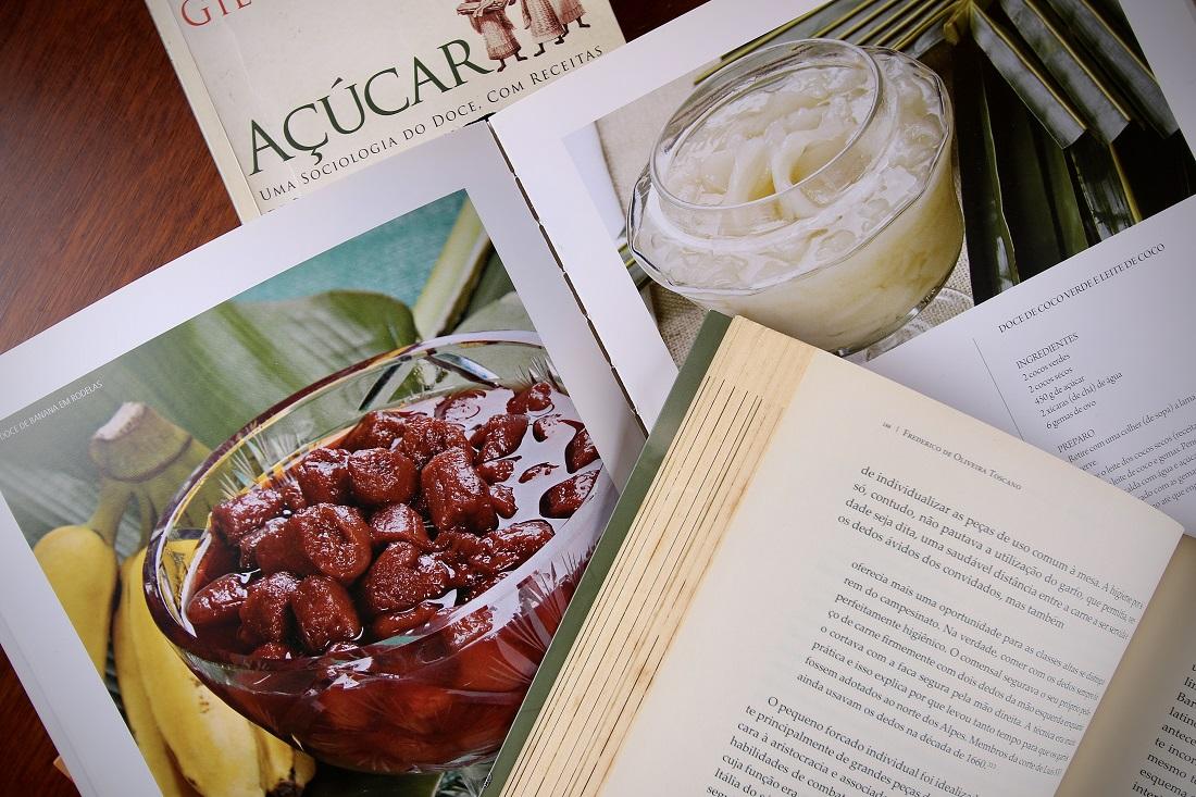 Literatura e gastronomia