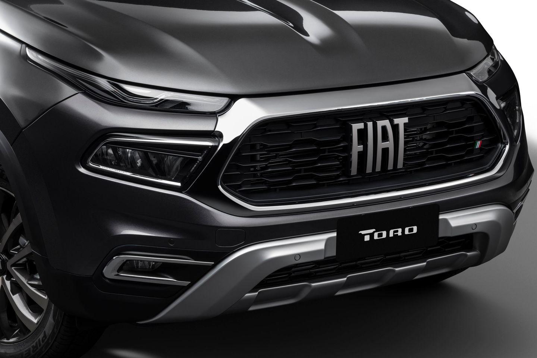 Nova Fiat Toro 2022