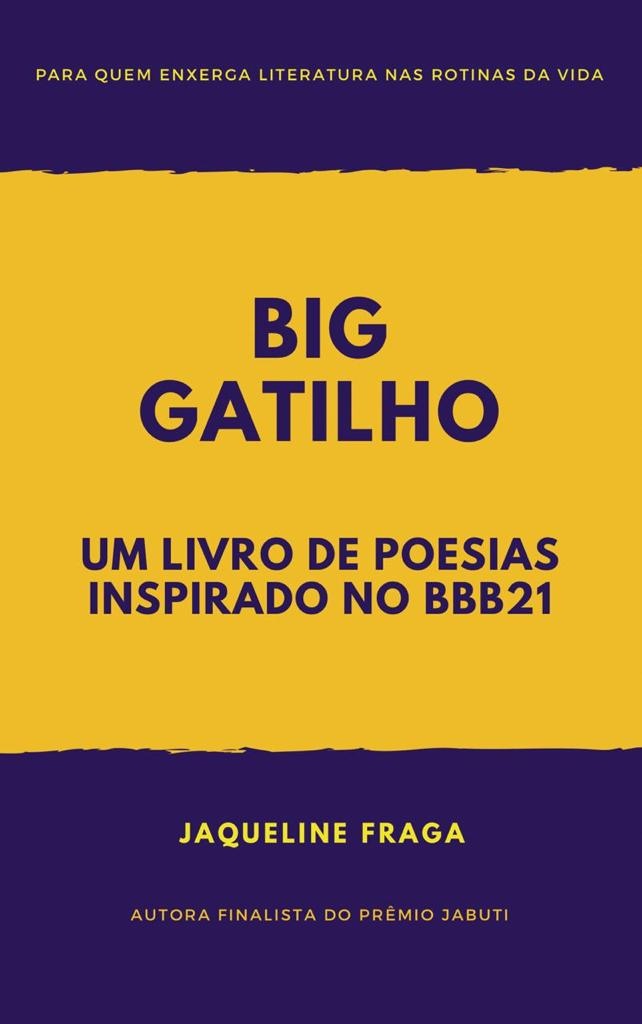 Jaqueline Fraga lança seu segundo livro