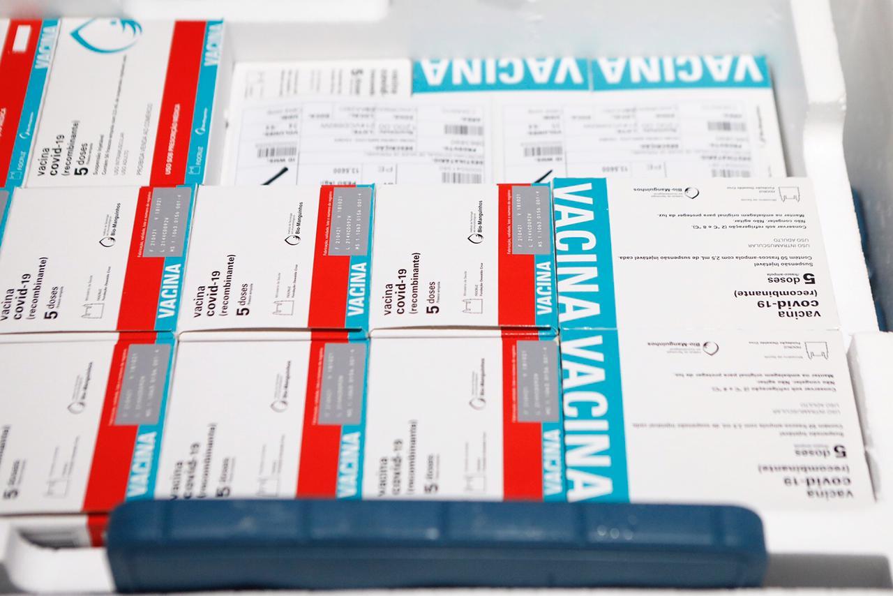 Vacina da AstraZeneca contra a Covid