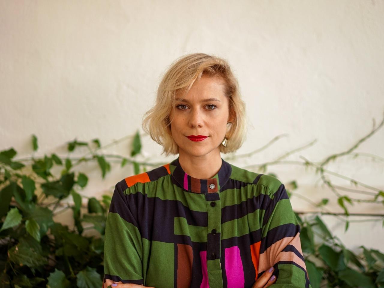 Eloísa Artuso é diretora do Fashion Revolution