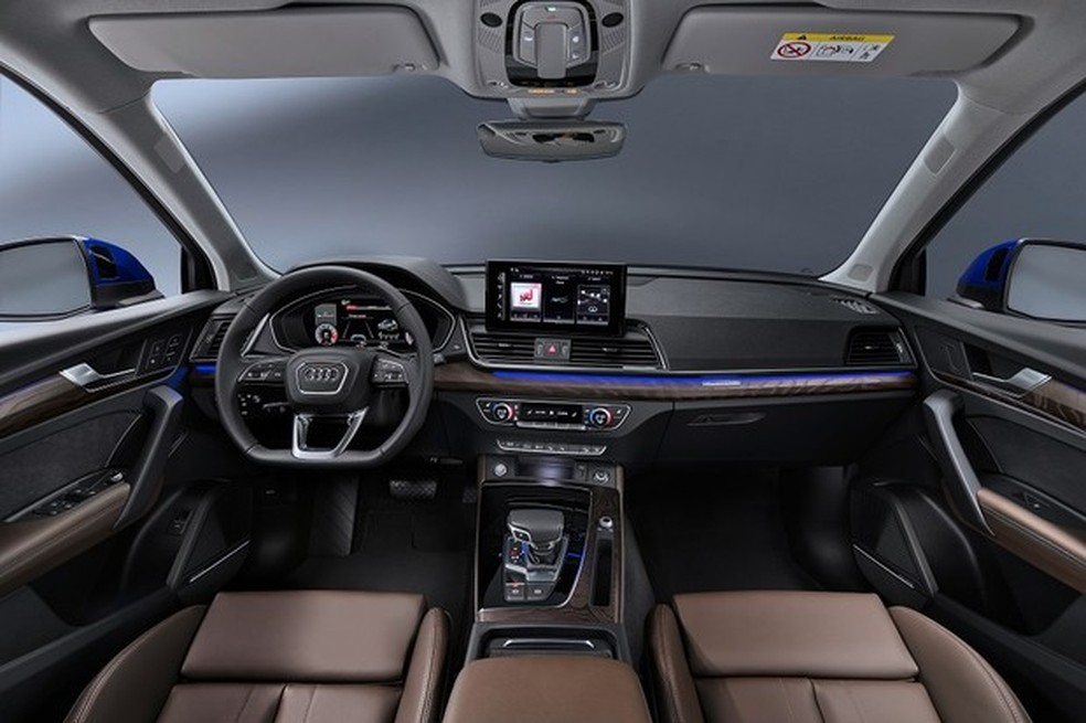 Interior Audi Q5 Sportback