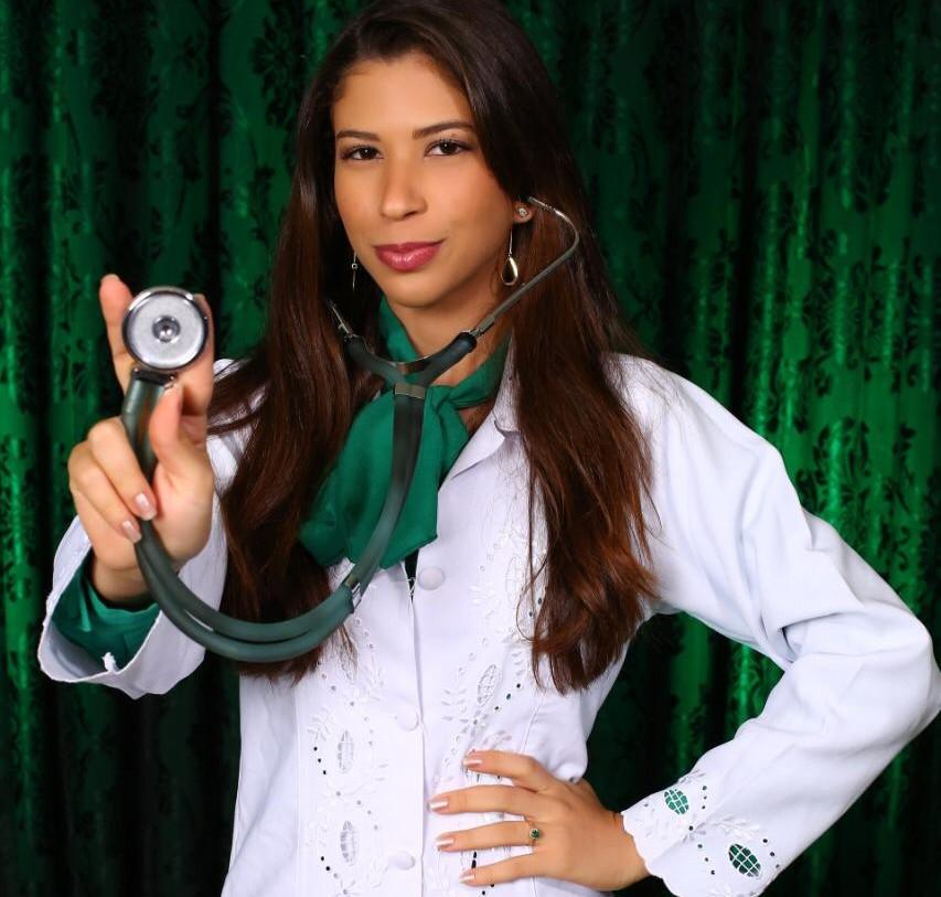 Enfermeira Alice Helena
