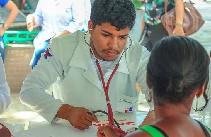 Enfermeiro Carlos Arruda