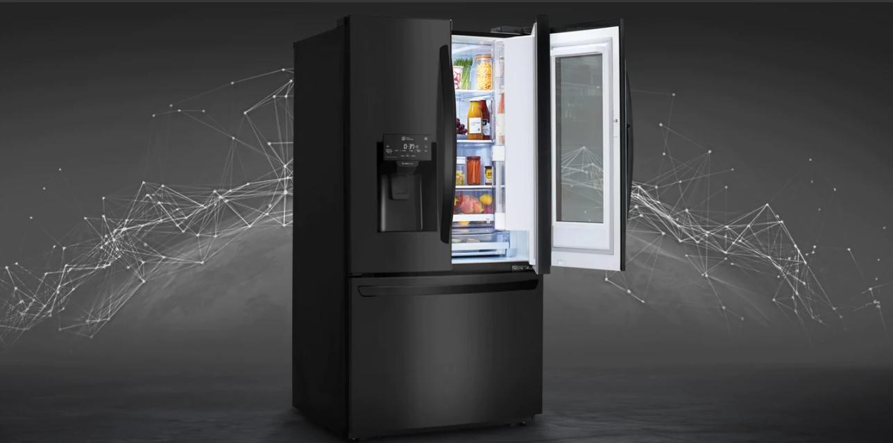 geladeira smart LG