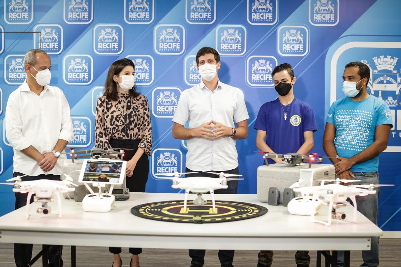 Lançamento das novas ferramentas do Recife contra o Aedes aegypti