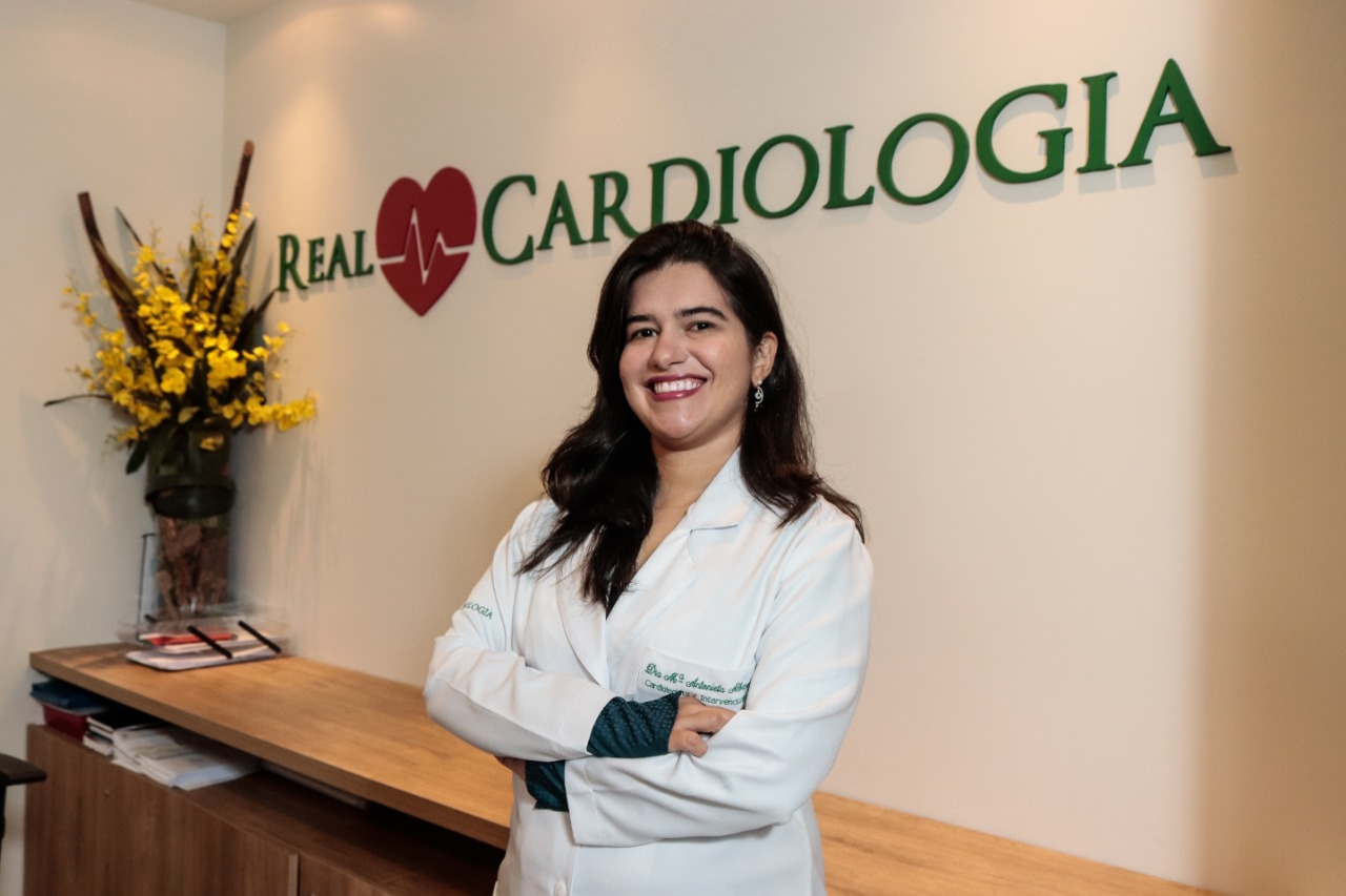 Tieta Albanez, médica cardiologista