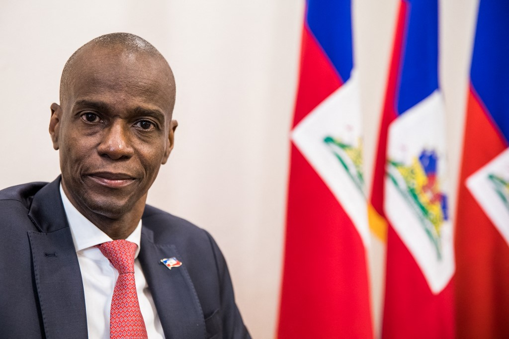 Presidente do Haiti, Jovenel Moise, é assassinado - Folha PE
