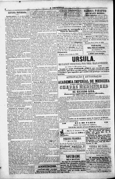 Jornal A Imprensa