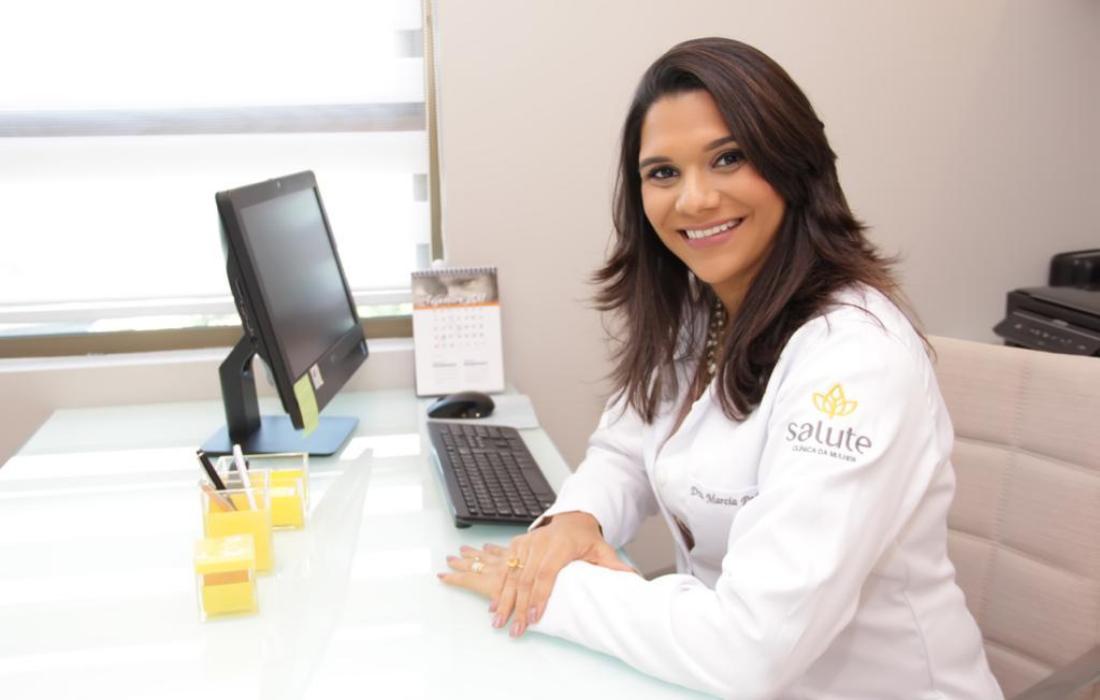 Márcia Pedrosa é médica mastologista
