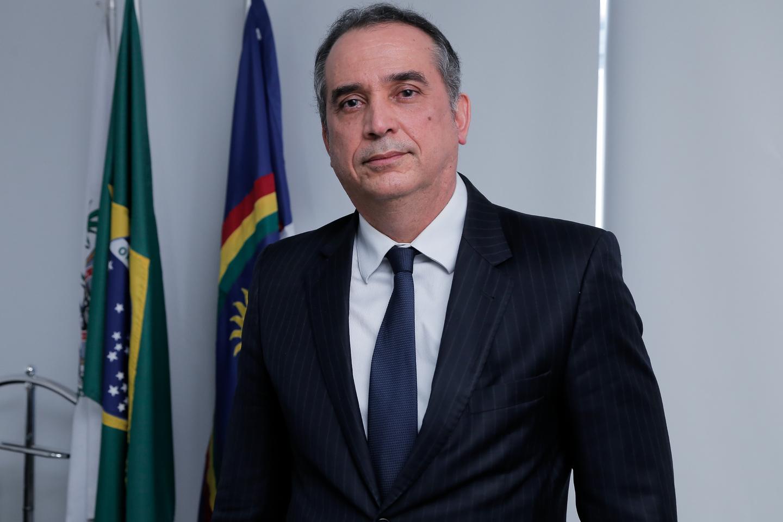 Décio Padilha, secretário da Fazenda de Pernambuco