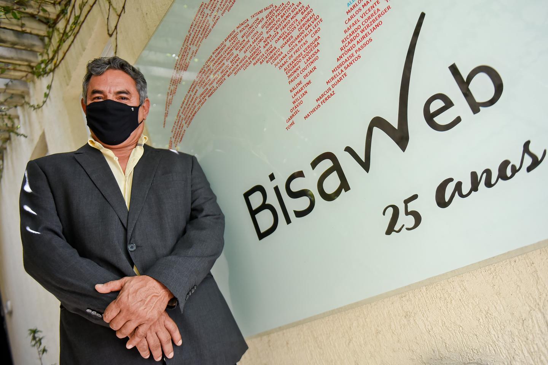 Gerino Xavier Filho, diretor de negócios e tecnologia da empresa recifense Bisa Web Tecnologia