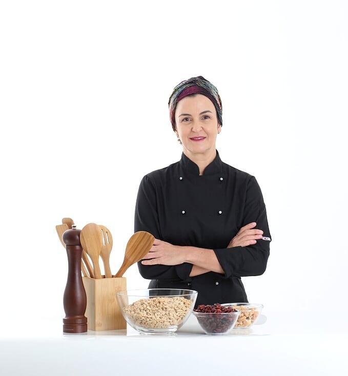 Paula Trindade comanda evento gastronômico neste terça-feira